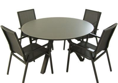conjunto-mesa-redonda-y-4-sillones-apilables-antracita-12333-12335-3